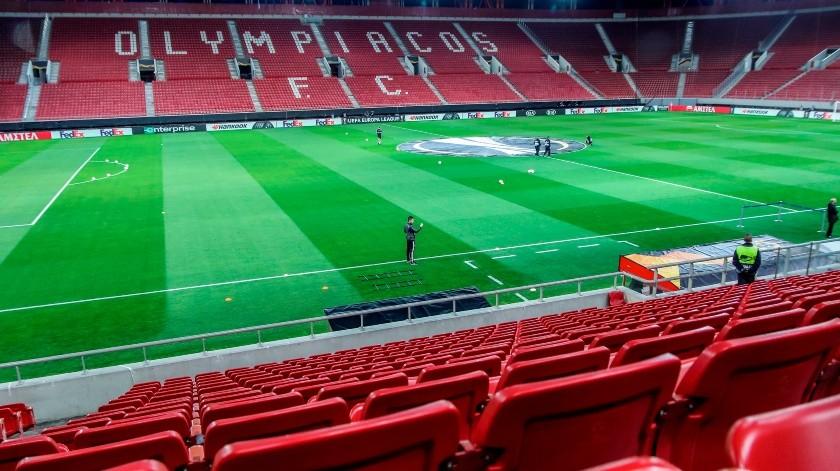 Olympiacos y Atromitos podrían bajar a Segunda división por amaño de partidos.