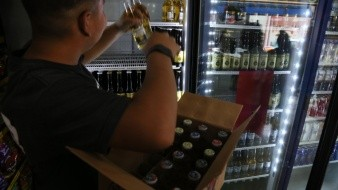 Con compra de un kilo de carne, condicionan venta de cerveza en Hermosillo
