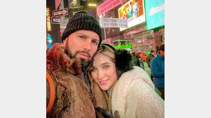 """En redes sociales """"evidenciaron"""" maltrato de Poncho de Nigris hacia su esposa Marcela.(Instagram: ponchodenigris)"""