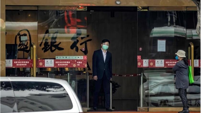 La Comisión Nacional de Sanidad de China informó hoy de que quedan en total 12 pacientes infectados por el coronavirus SARS-CoV-2 en la ciudad de Wuhan, cuna de la pandemia.(EFE)