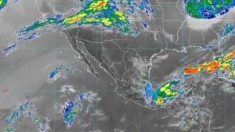 Clima: Prevén lluvias y descenso de temperaturas en Noreste y Oriente de México