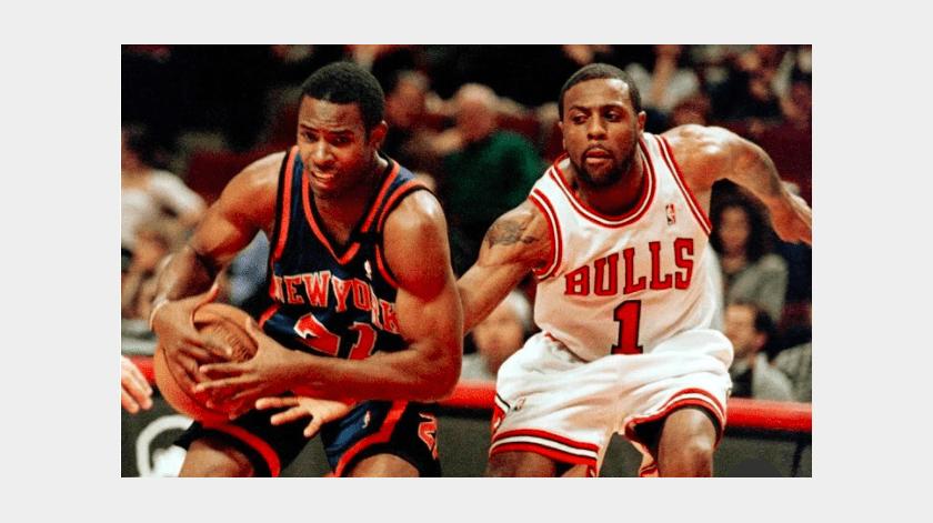 Ex compañero de Michael Jordan en bancarrota por coronavirus.