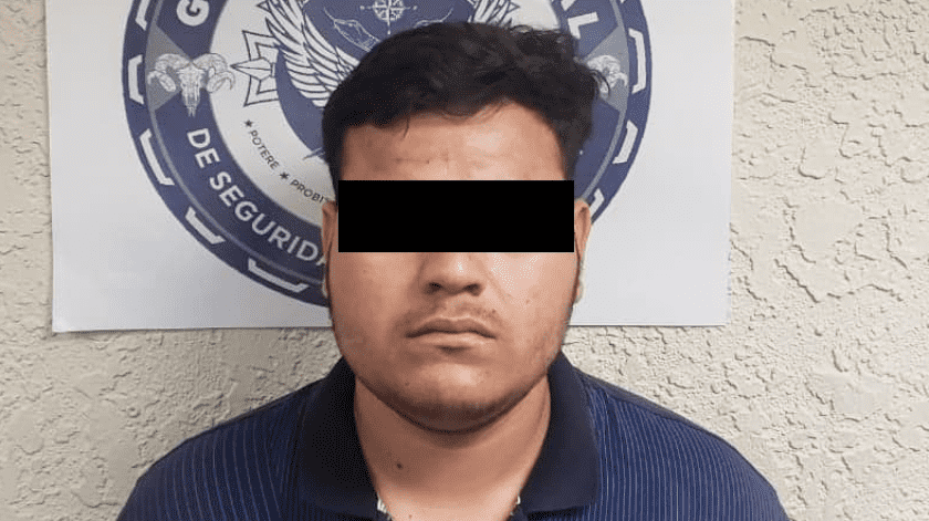 Joven sinaloense es detenido con arma en la Independencia