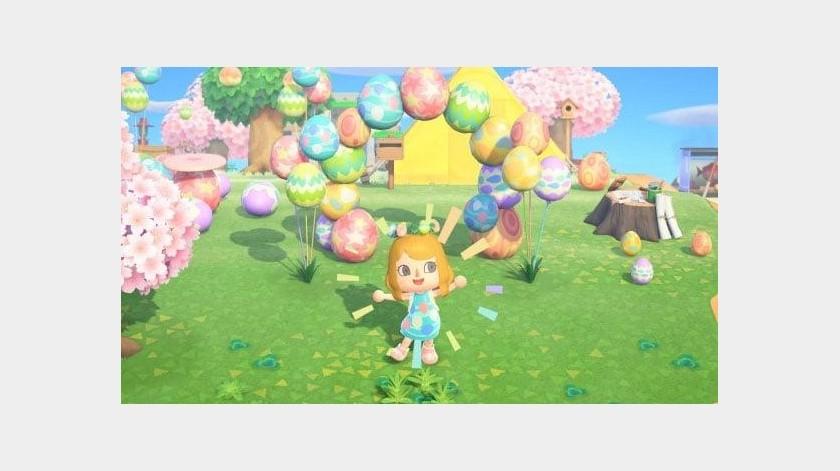 Animal Crossing: New Horizons vuelve a ser el número 1 de ventas en Reino Unido
