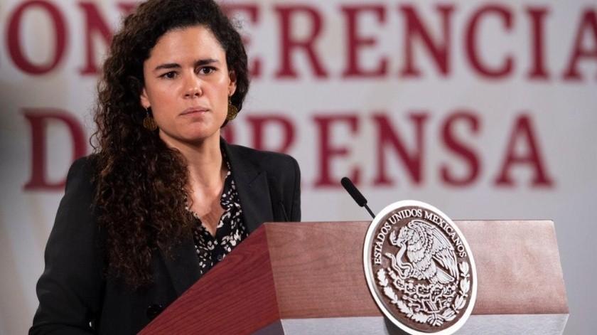 Luisa María(Gobierno de México)