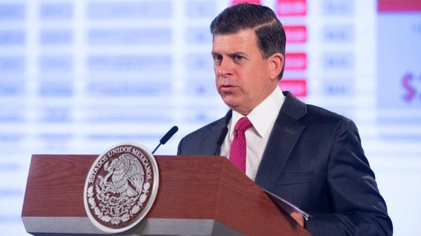 Ricardo Sheffield(Gobierno de México)