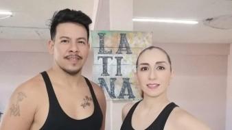 Le ponen ritmo a la cuarentena con clases de baile en línea