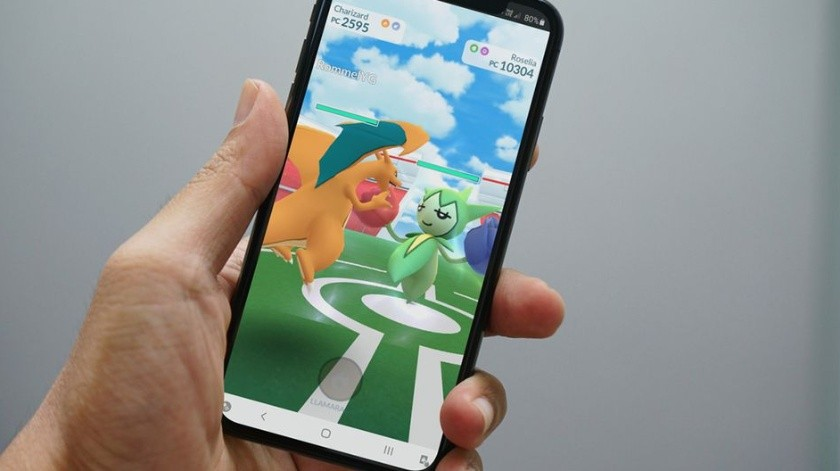 Pokémon GO permite realizar incursión remota en todos los gimnasios cerca a tu casa
