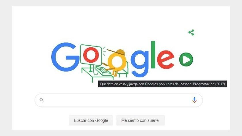 Google publicará a diario los doodles más divertidos del pasado
