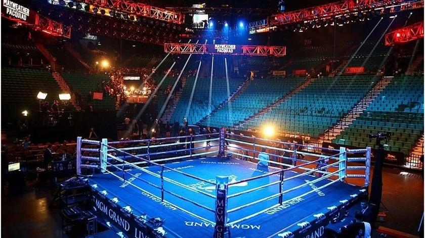 Si las autoridades sanitarias y de salud dan el visto bueno y todo se hace como es debido, el Consejo Mundial de Boxeo pudiera celebrar funciones de box a puerta cerrada, indicó el doctor Ricardo Monreal.(Archivo GH)