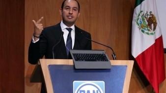 PAN llama a frenar iniciativa de AMLO para modificar PEF por vía libre