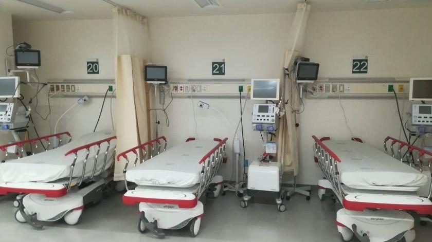 Al igual que en otros países de la región, en las próximas semanas el número de enfermos por Covid-19 continuará incrementando.(Agencia Reforma)