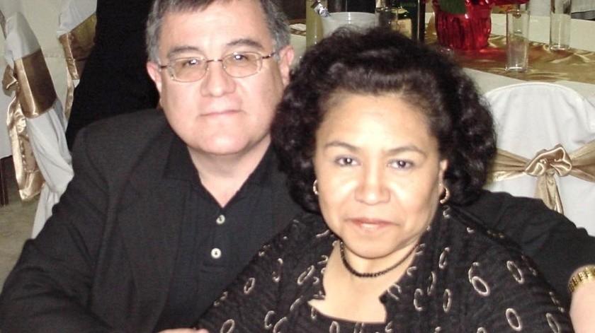 El doctor Salvador Ramos y su esposa Magdalena Soto(Especial)