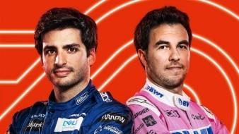 'Checo' Pérez será una de las portadas del videojuego de la Fórmula 1