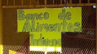 Abren nuevo banco de alimentos para apoyar a la Etnia Mayo