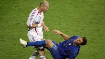 Marco Materazzi revela insulto a Zinedine Zidane en la Copa del Mundo