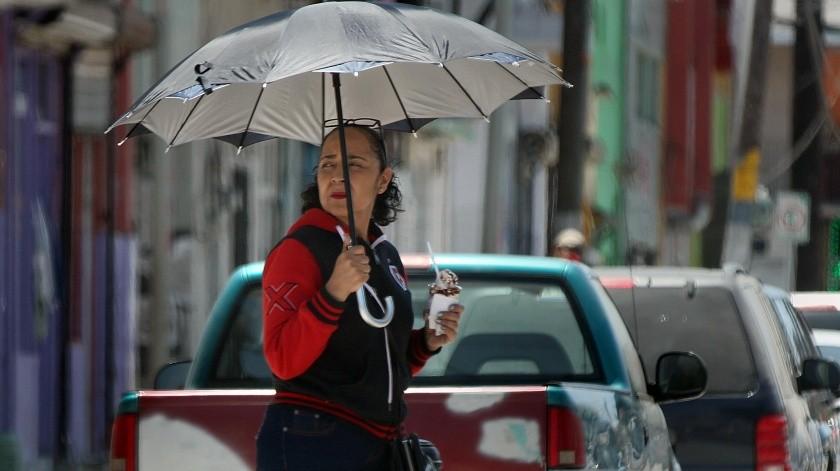 El reporte indica que el miércoles será el día más caluroso de la semana.(Sergio Ortiz)
