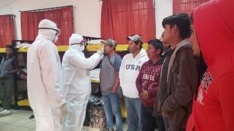 Albergues continúan sin recibir a migrantes por contingencia