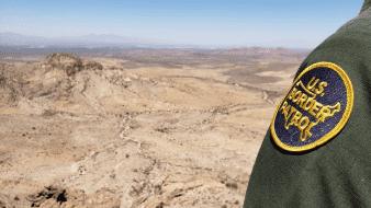 Rescatan a dos hombres en desierto de Yuma