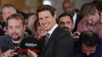 Tom Cruise planea filmar en el espacio exterior.