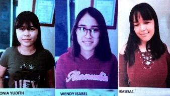 Escapan tres niñas de casa hogar