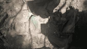 Rastreadoras de CO localizan osamenta en la Leandro Valle; la tercera en 2 semanas