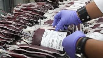 Disminuyen reservas en banco de sangre del IMSS Obregón