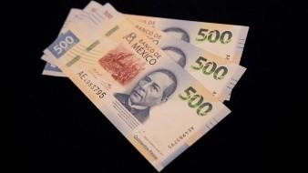 Peso mexicano mantiene ascenso