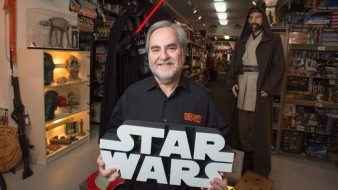 La colección de Star Wars más grande del mundo, certificada por el récord Guinness