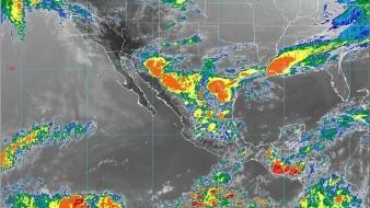 Se prevé viento con rachas de 60 a 70 km/h en Sonora; rachas de 50 a 60 km/h en las Costas de Campeche, Tamaulipas, Veracruz y Yucatán.