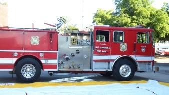 Alerta a bomberos explosión de cilindro de gas en Hermosillo