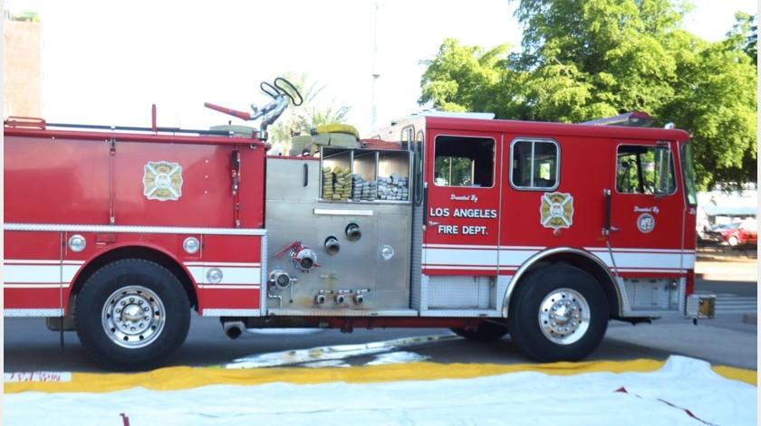 Un reporte al 911 por explosión de un cilindro de gas en una vivienda del ejido Molino de Camouprovocó gran movilización de los cuerpos de rescate(Archivo GH)
