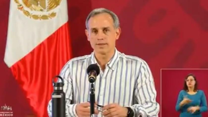 Covid-19 en México: Suman 35 mil 022 casos confirmados y 3 mil 465 decesos
