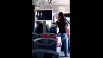 Desmienten participación de chofer en agresión contra mujer en transporte público de Hermosillo