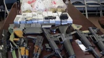 Reconoce EU cooperación con México frenando tráfico ilegal de armas