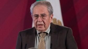 Comparecerá Jorge Alcocer, Secretario de Salud, mañana ante Senado