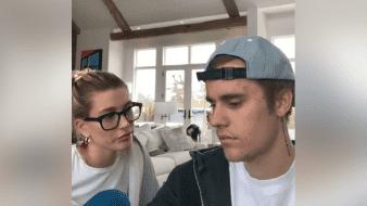 Hailey se abre frente a Justin sobre los ataques de redes sociales.