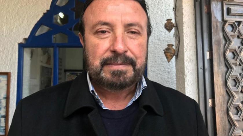 Rafael Crosthwaite, presidente del Consejo Coordinador Empresarial de Rosarito (CCE).(Carmen Gutiérrez)