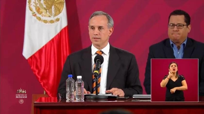 Covid-19 en México: Suman 38 mil 324 casos confirmados y 3 mil 926 decesos(Captura de pantalla)