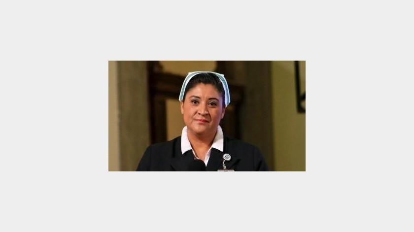 """Funcionarios del Seguro Social confirmaron que """"la jefa Fabiana"""" está enferma de coronavirus y que se encuentra en aislamiento para enfrentar la enfermedad."""