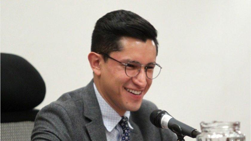 Roberto Velasco Álvarez, vocero de SRE, da positivo a Covid-19(r_velascoa)