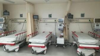 El Gobierno federal requiere todavía de mil 388 médicos y 4 mil 102 camas de terapia intensiva para atender la pandemia.