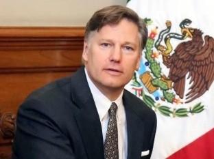 Citas canceladas para tramitar visas serán reprogramadas: embajador Landau