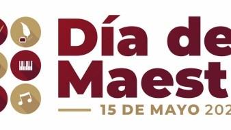 Este 15 de mayo se celebra el Día del Maestro.