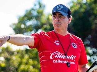 Gustavo Quinteros, director técnico de Xolos.