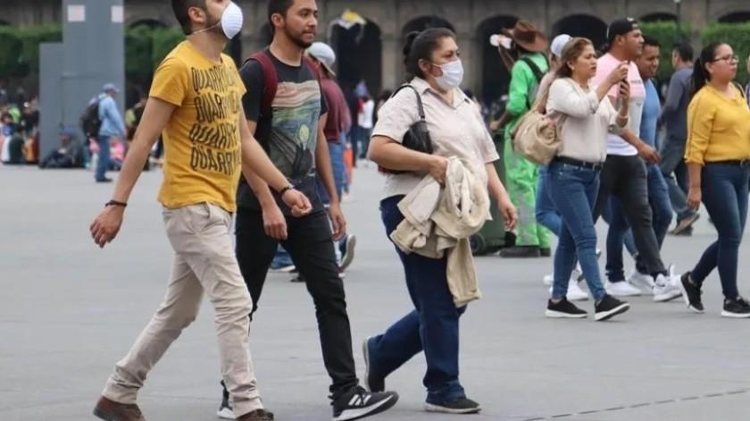 Covid-19 en México: Suman 42 mil 595 casos confirmados y 4 mil 477 defunciones(DEFE)