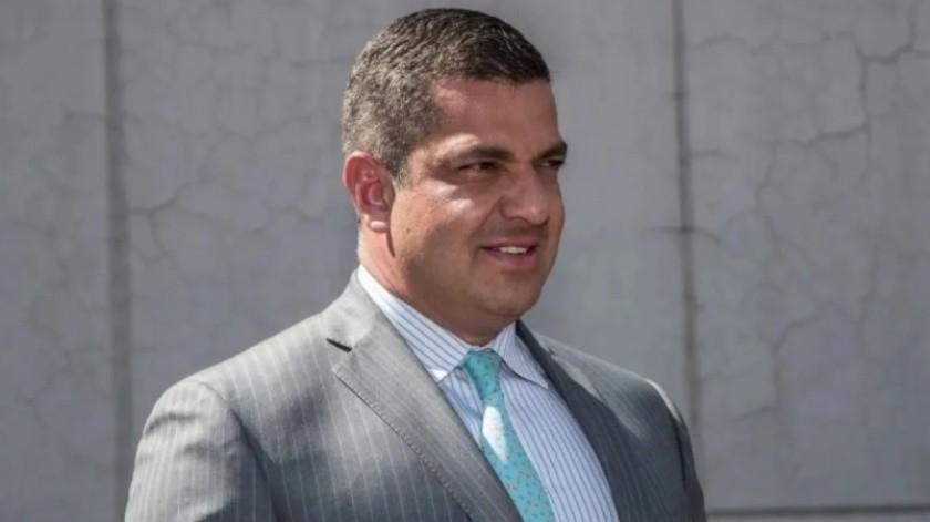 Es falso que haya renunciado a Segob: Ricardo Peralta desmiente a López-Dóriga(GH)