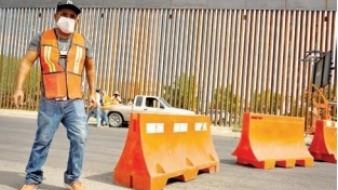 Supervisa alcaldesa nueva obra en garita Centro