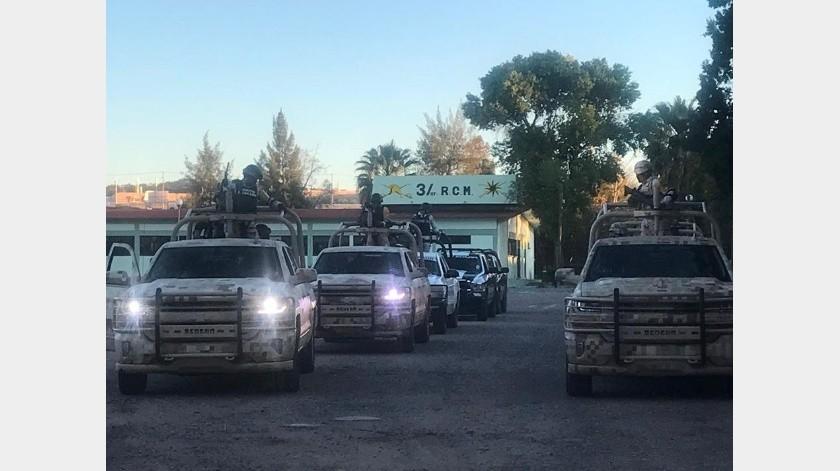 Detienen a presuntos integrantes del Cártel de Sinaloa en Puebla(Archivo GH)