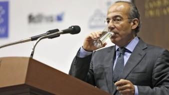 Vicente Fox me dijo que no debía meterme con el narco: Felipe Calderón